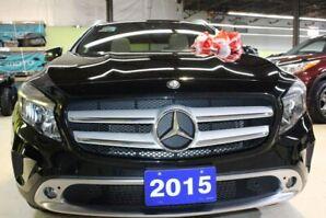 2015 Mercedes-Benz GLA-Class GLA 250 4MATIC - 23 500 $