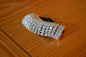 Rhinestone Elastic Holders Kitchener / Waterloo Kitchener Area image 1