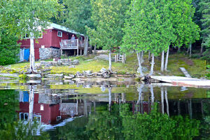 Lakefront Cottage in Northern Ontario