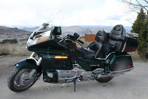 Goldwing, very clean