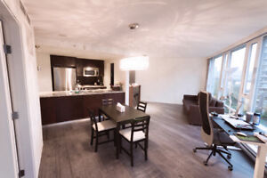 Vancouver Downtown YaleTown 2 Bedroom + 1 Bath #707