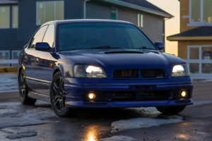 2000 subaru legacy b4 twin turbo