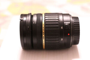 Tamron SP AF 17-50mm f/2.8 XR Di II LD IF with Canon Mount