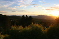 Live, help, share a space of mindfulness in the Sutton mountains