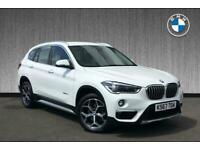 2017 BMW X1 X1 xDrive18d xLine Auto Estate Diesel Automatic