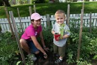Garden volunteers needed for Loving Spoonful's GROW Project