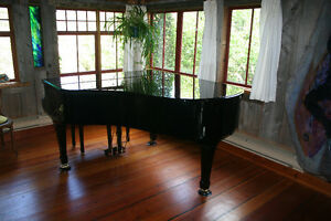 6ft (185cm) Baby Grand Piano, Young Chang PG-186