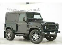 2015 Land Rover Defender 90 BY CHELSEA TRUCK COMPANY SUV Diesel Manual