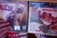 wwe 12 (ps3) et most wanted