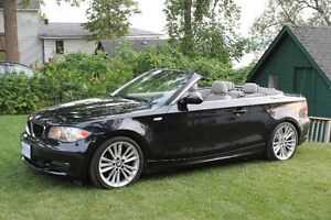 2009 BMW 1-Series Cashmere00 Convertible