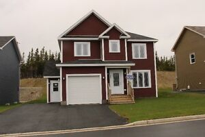 Brand New 2 storey home with attached garage