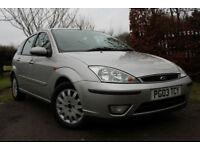 Ford Focus 1.8TDCi 100 2003 Ghia PLEASE READ FULL AD!!