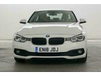 2018 BMW 320D 2.0 EfficientDynamics Plus Auto Saloon Diesel Automatic