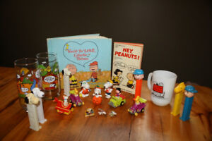 Vintage Peanuts Collection Just in time for Christmas!