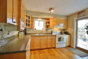 Beautiful Newly Renovated Detached Waterfront home