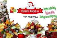 Fruitastic Bouquets Located in the Valley