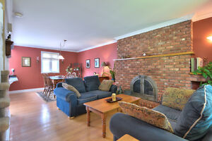 Open house St. Lazare (25 min to West Island)