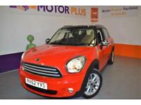 2012 MINI COUNTRYMAN COOPER HATCHBACK PETROL