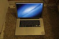 "MacBook Pro 15.4"" mid 2009"