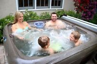 Last Mountain Leisure Hot Tub Service Packages