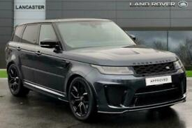 image for 2021 Land Rover Range Rover Sport SVR Auto Estate Petrol Automatic