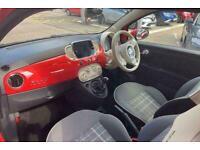 2017 Fiat 500C 1.2 Lounge 2dr Manual Convertible Petrol Manual