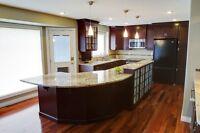 Granite, Quartz, Marble Countertops