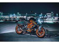 Pre Order New 2021 KTM 125 Duke 6.9% APR Learner Legal Street 125cc