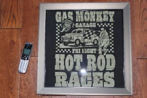 ** Gas Monkey Garage **