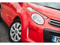 2016 Citroen C1 1.0 VTi Feel 5dr Hatchback Petrol Manual
