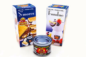 Magic Flame heating gels for Chafing Dishes, Fondue, &  Smores! London Ontario image 1