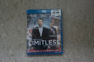 Limitless / Ladder 49 / Apollo 13
