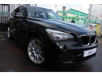 2014 63 BMW X1 2.0 XDRIVE20D M SPORT 5D AUTO 181 BHP DIESEL