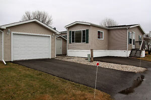 1100 Sq/Ft Bungalow in the Black Creek Leisure Homes community