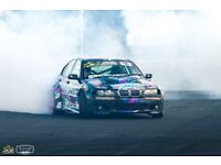 E46 m3 Evo drift car (iadc championship winning car)