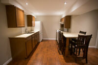 Utilities and Bell included!  Ajax!! 1min drive from the 401