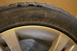 BMW WINTER TIRES FOR SALE - PRICE NEGOTIABLE