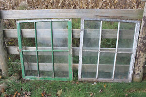 Lot of Old Wooden Frame Windows London Ontario image 5
