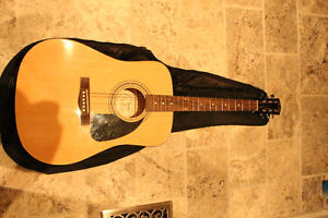 Fender Acoustic Guitar. Perfect for Beginners!