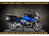 2017 55 BMW R1200ST 1200CC 0% DEPOSIT FINANCE AVAILABLE