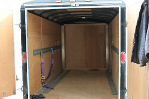 Man with Truck and Trailers Enclosed and Machine/Car Odd Jobs Peterborough Peterborough Area image 9