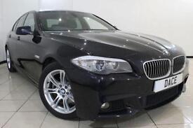 2010 BMW 5 SERIES 2.0 520D M SPORT 4DR 181 BHP DIESEL