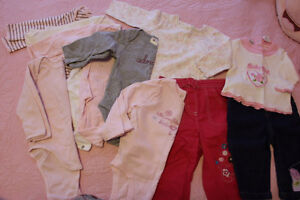 Infant girl clothes 6mos, 6-12mos & 9 mos St. John's Newfoundland image 2