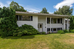 11300 Kalamalka Rd., Coldstream - Great 4 bdrm family home