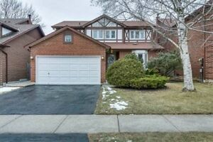 Immaculate 4 Bdrm Home Has Walk-Out To Cedar Deck *PICKERING*