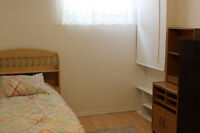 FURNISHED ROOM IN MISSISSAUGA WITH A SEPARATE ENTRANCE