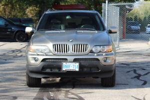 2005 BMW X5 - $5500 + Taxes AS IS