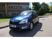 SOLD NOW 2013 Skoda Fabia 1.2 12v ( 70bhp ) Left hand drive LHD Belguim