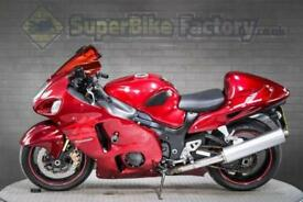 2007 07 SUZUKI GSX1300R HAYABUSA 1300CC 0% DEPOSIT FINANCE AVAILABLE