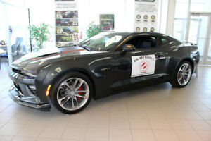 Win a 2017 50th Anniversary Chevrolet Camaro 2SS
